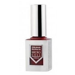 MicroCell COLOUR & REPAIR- RED WINE - Esmalte de uñas reparador