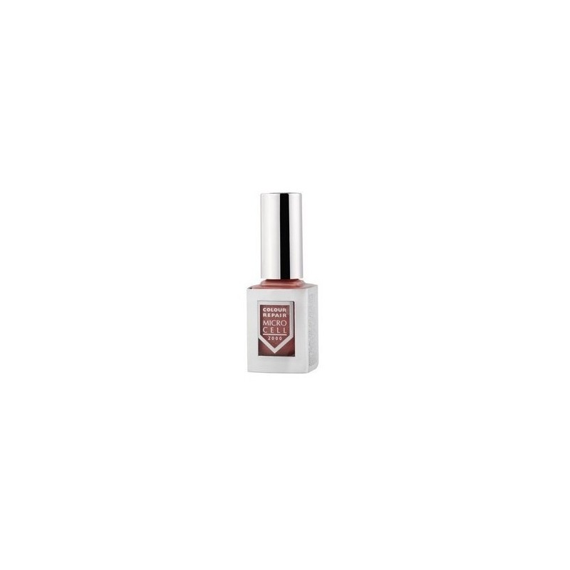 Micro-Cell COLOUR & REPAIR- SANDY BEACH - Esmalte de uñas reparador