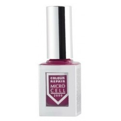 MicroCell COLOUR & REPAIR- RASPBERRY KISS - Esmalte de uñas reparador