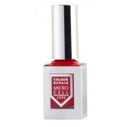 MicroCell COLOUR & REPAIR- RED OBSESSION - Esmalte de uñas reparador