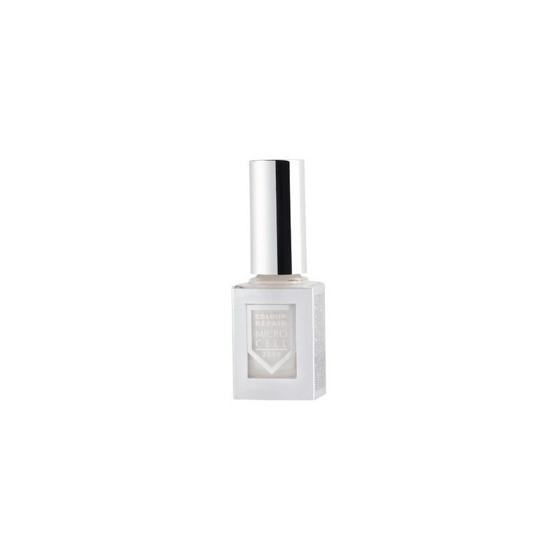 Micro-Cell COLOUR & REPAIR- WHITE CRYSTAL - Esmalte de uñas reparador