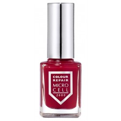 Micro-Cell COLOUR & REPAIR-  DEVIL'S FIRE - Esmalte de uñas reparador