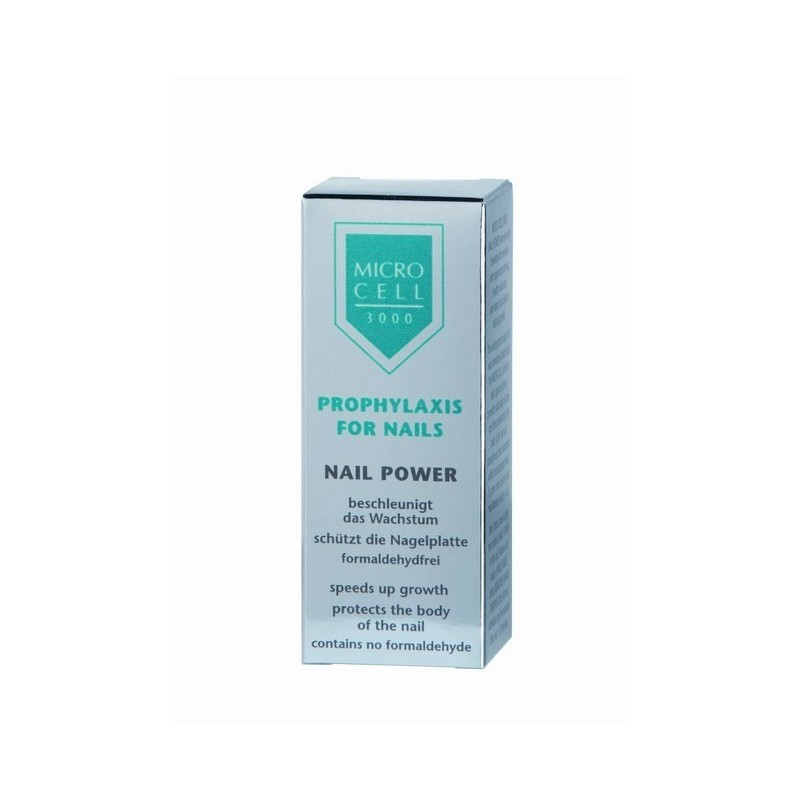MICRO-CELL NAIL POWER- PROFILAXIS PARA UÑAS